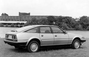 1985 ROVER SD1 2300S