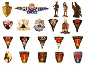 Rover badges
