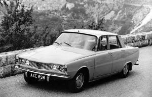 1964 ROVER P6 2000