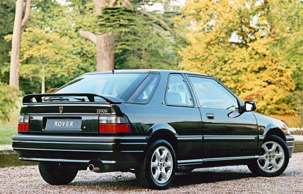 1993 rover 220 gsi turbo rover car club of south australia inc. Black Bedroom Furniture Sets. Home Design Ideas